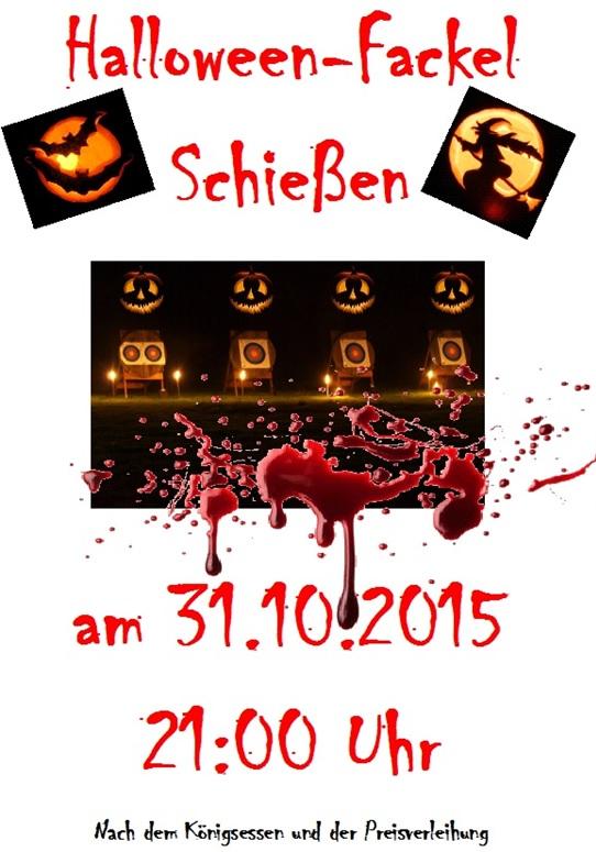 Halloween-Fackel-Schießen - SG 1306